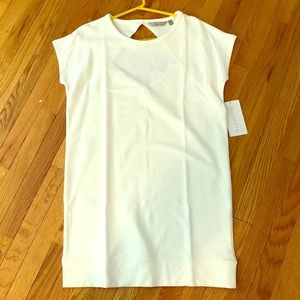 White Athleta dress/cover up